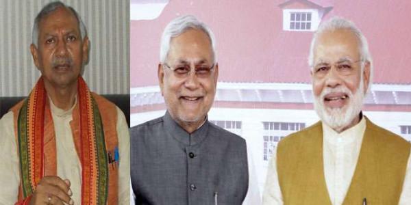 मोदी सरकार के चार साल: CM नीतीश ने दी बधाई, सांसद बोले- काम करने का बना माहौल
