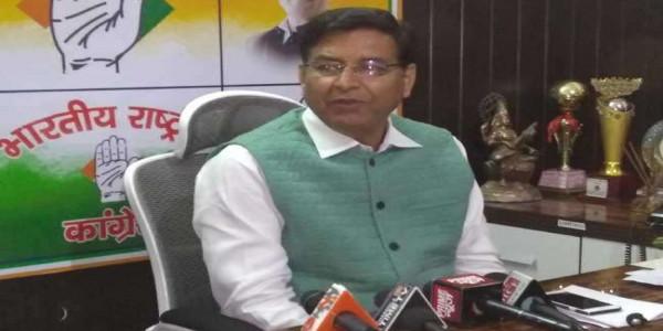 राज्य सरकार ने विपक्षी दलों के विधायकों को विकास कार्यों को रोका :प्रीतम सिंह