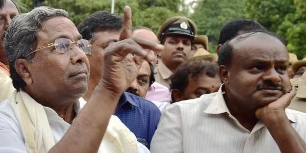 As Kumaraswamy pulls out of opposition meet, has Congress-JD(S) alliance collapsed?