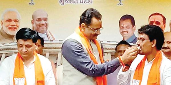 Bypolls: BJP has upper hand in all the six seats in Gujarat