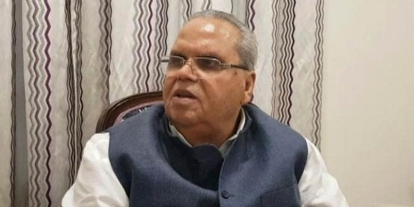 Governor Expresses Deep Remorse Over Pulwama School Blast