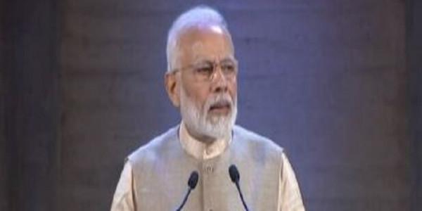 नए भारत में भ्रष्टाचार, तीन तलाक और परिवारवाद की जगह नहीं :पीएम मोदी