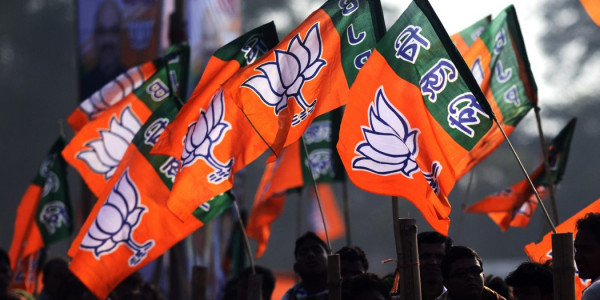 BJP councillor booked for 'firing' during procession in Talala
