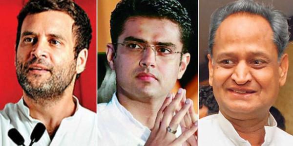 राजस्थान चुनाव : राहुल गांधी आज दिल्ली में नेताओं संग करेंगे बैठक, CM पर फैसला संभव