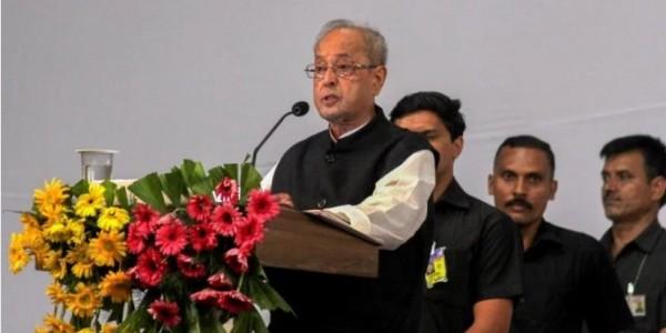 यूपीए-3 की राह आसान करेंगे पूर्व राष्ट्रपति प्रणब मुखर्जी, राजस्थान के सीएम अशोक गहलोत ने की मुलाकात