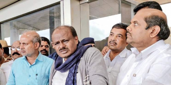 JDS still wary of more defections, suspects arm-twisting tactics by BJP