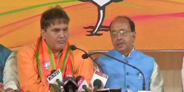 AAP को एक और झटका, एक सप्ताह के भीतर दूसरे विधायक BJP में हुए शामिल