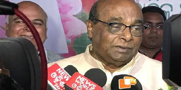 Senior Odisha BJP Leader Damodar Rout Quits Party