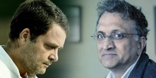 'हैरान हूं कि अब तक इस्तीफा नहीं दिया', रामचंद्र गुहा का राहुल गांधी पर निशाना