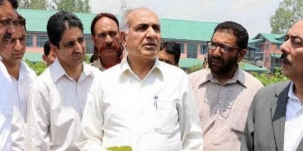 जम्मू-कश्मीर: महबूबा मुफ्ती को बड़ा झटका, मोहम्मद खलील बंद का PDP से इस्तीफा