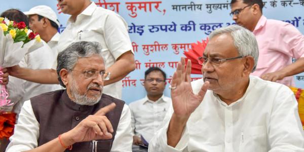 बिहार: पार्टी के नेता ही उठा रहे गठबंधन पर सवाल, JDU-BJP का 'रिश्ता क्या कहलाता है'!