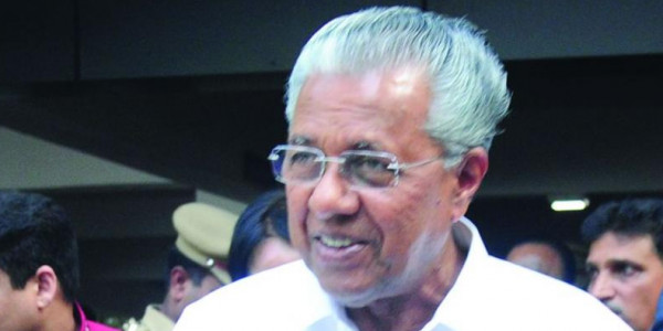 CM Pinarayi Vijayan orders mediapersons out of meeting for privacy of discussion