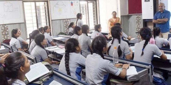 Delhi Schools Vow To Recycle And Save 100% Water With Zero Liquid Discharge System