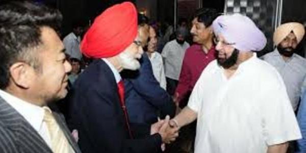 Punjab CM Amarinder Singh seeks Bharat Ratna for hockey legend Balbir Singh Sr.