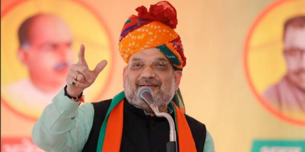 BJP govt brought in NRC, identified 40 lakh illegal immigrants: Amit Shah