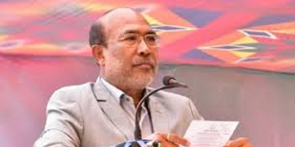 CM says govt committed to inclusive development of Manipur