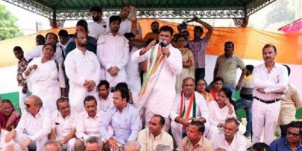 पूरे प्रदेश में याद किए गये राजीव गांधी- अशोक तंवर