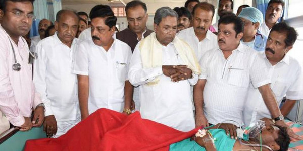 'Prasada' incident: Siddaramaiah seeks high-level investigation