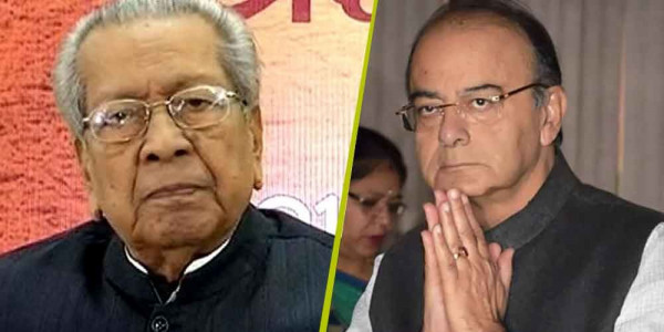 AP Governor Biswa Bhusan expresses condolence over Jaitley's death