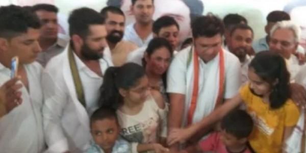 हरियाणा कांग्रेस में फिर गुटबाजी आई सामने, राहुल गांधी के जन्मदिन पर अशोक तंवर का बड़ा बयान