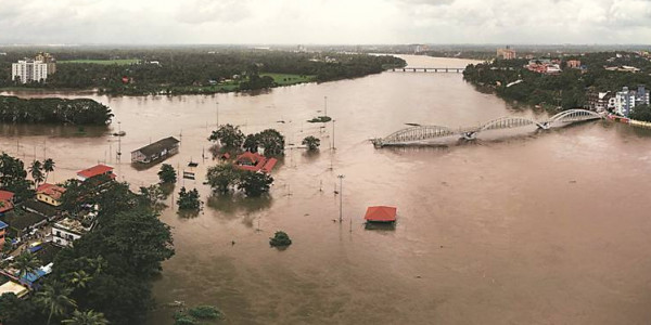Kerala rains: Cochin International Airport suspends operations till 2 pm