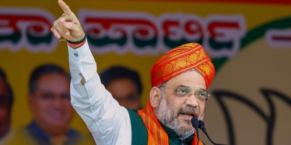 BJP leaves decision to Amit Shah to elect Odisha legislative party leader