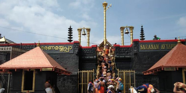 BJP march over Sabarimala issue turns violent