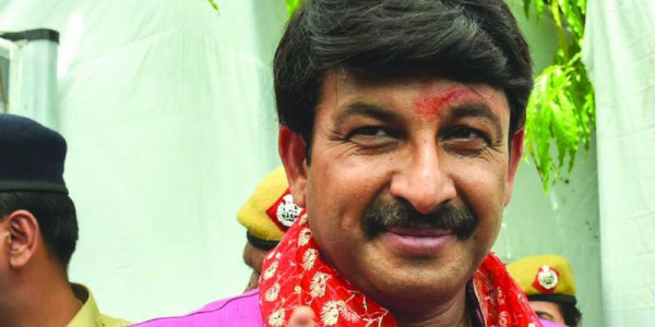 BJP's Manoj Tiwari, Vijender Gupta to meet LG Baijal over construction scam
