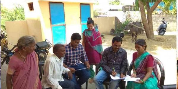 elections-halt-agriculture-survey-in-district