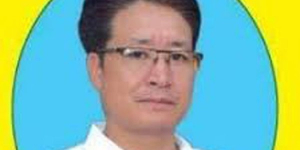 Chayangtajo MLA pushes for all-round development