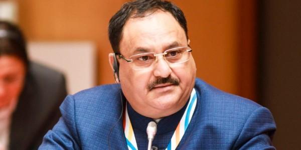 जेपी नड्डा होंगे भारतीय जनता पार्टी के कार्यकारी अध्यक्ष