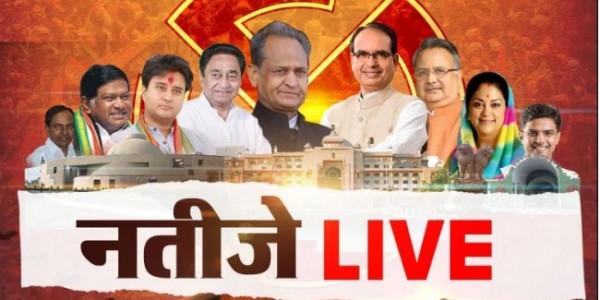 Vidhan Sabha Chunav 2018 Results