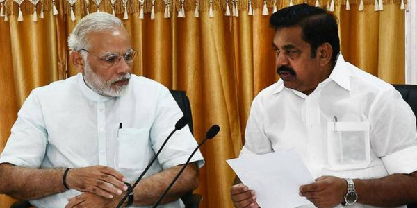 AIADMK-BJP electoral alliance in the offing?