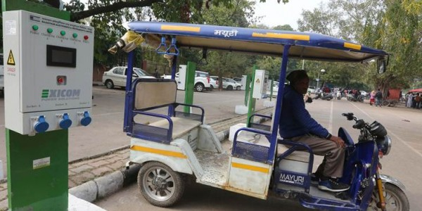 Eco-friendly trikes make big strides on Tricity roads
