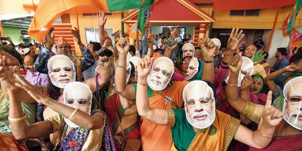 BJP improves show in Assam with 9 lotuses