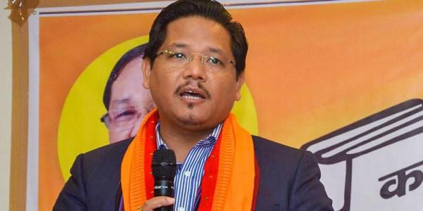 Meghalaya''s economy to double in 5 years: Conrad Sangma