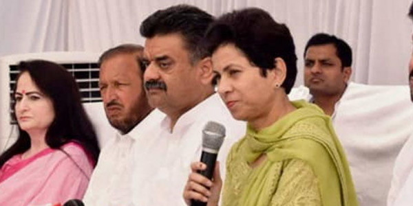 सैलजा का दावा- हमारे कार्यकर्ताओं का फीडबैक आया, कांग्रेस सरकार बनाने जा रही है