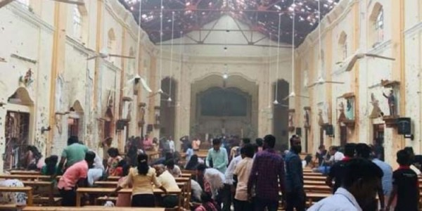 Meghalaya, Nagaland CMs condemn attack on churches in Sri Lanka