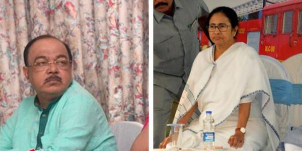 Sovan Chatterjee Visits CM Mamata Banerjee's House on Bhai Phonta