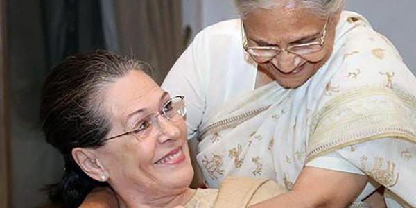 शीला दीक्षित का सोनिया गांधी के नाम लिखा ये आखिरी खत आया सामने