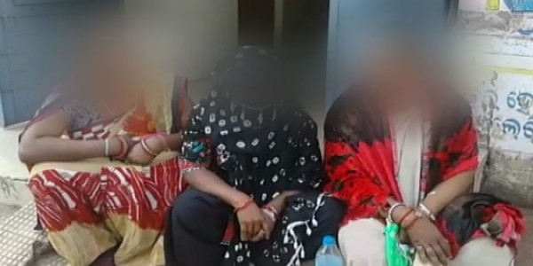 Woman Alleges Rape By BJD Member In Jajpur Party Office