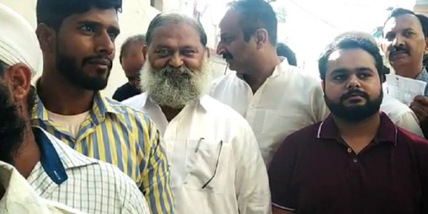 'BJP के पक्ष में दिखाए गए एग्जिट पोल के नतीजे', अनिल विज