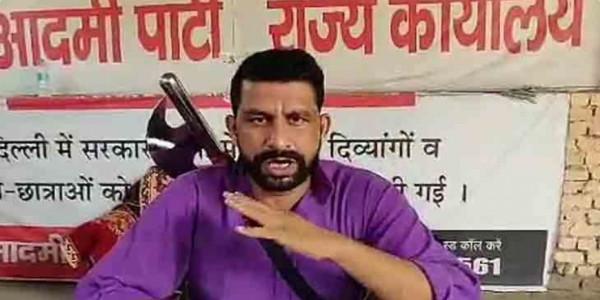 नवीन जयहिंद ने चुनाव आयोग को बताया बीजेपी की बहू, बोले-मेरे फरसे से एतराज है तो सीएम भी गदा ले रहे