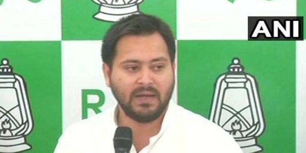 राजद का दावा-सवालों के जवाब के लिए तैयार रहे सरकार, जल्द आ रहे तेजस्वी यादव