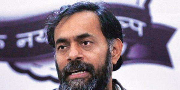 Yogendra Yadav lists down farm distress, unemployment as biggest issues for 2019 general elections