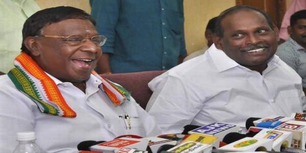 Kandasamy complains to President against Bedi