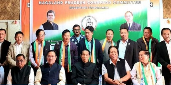 Nagaland Congress 'Solidifies' Before Polls as 21 Estranged Leaders Return to Camp