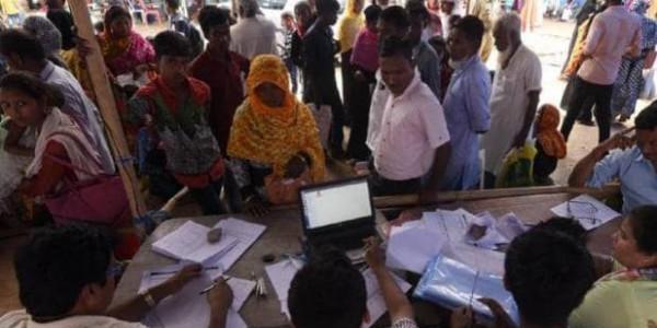 NRC: SC में केंद्र और असम सरकार की अर्जी, डेडलाइन बढ़ाने की मांग