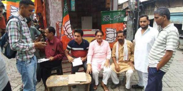 कांगड़ा में भाजपा ने जोड़े 400 नए सदस्य