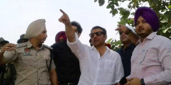 Deol keeps maiden Gurdaspur visit low key